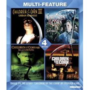 Children of the Corn 4-Film Series (Blu-ray) by
