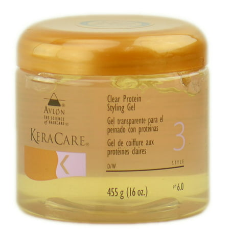 KeraCare Clear Protein Styling