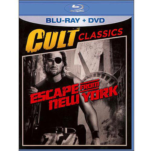 Escape From New York (Blu-ray   DVD)