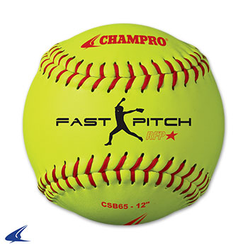 Recreation Fast Pitch Softball- 11'', 12 per Set