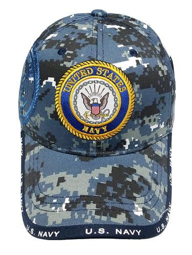 1e80062259f ... official u.s. military hat u.s. navy blue digital camo hat army gear cap  419ff 02df8