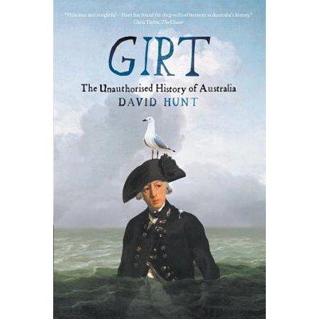 Girt : The Unauthorised History of Australia](Halloween Australia History)
