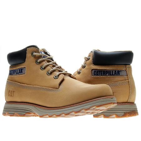 24ad2abe3 Caterpillar - Caterpillar Founder Honey Reset Men s Boots P718685 -  Walmart.com