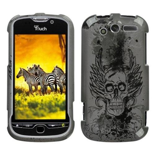 Insten Vintage Skull Phone Case for HTC: myTouch 4G