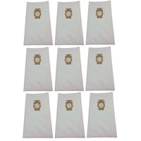 9 Vacuum Bags for Kirby Sentria G10, G10D Upright Bag