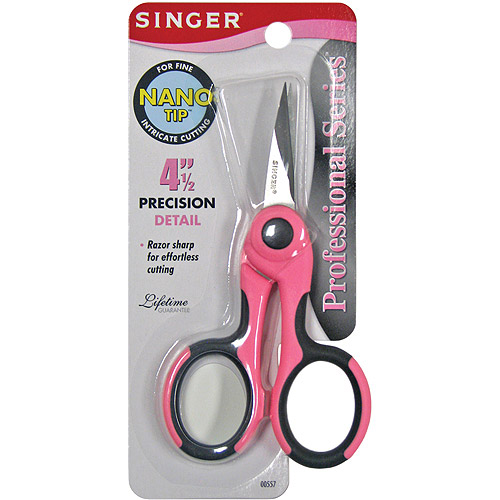 Singer Professional Series Detail Scissors, 4.5""