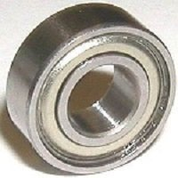 5mm x 11mm x 4mm Steel Ceramic Ball Bearing