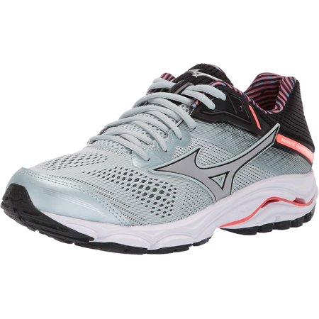 Mizuno Women's Wave Inspire 15 Running Shoe, Sky Gray-Silver, 12 B US - image 1 de 1