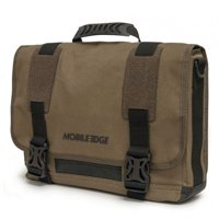 Mobile Edge MEUME9 ECO Chromebook / Ultrabook Messenger (Eco-Friendly, Olive)