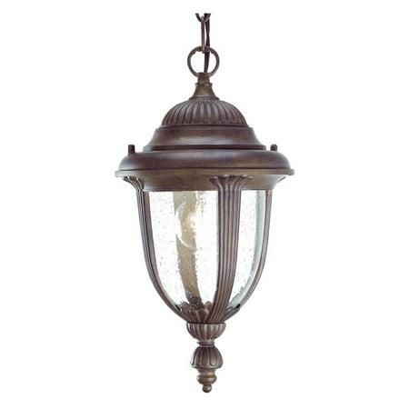 Monterey Hanging Lantern - Acclaim Lighting Monterey Outdoor Hanging Lantern Light Fixture