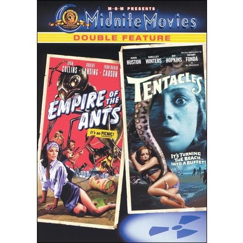 Midnite Movies Double Feature: Empire Of The  Ants / Tentacles (Widescreen)