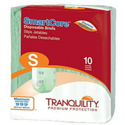Adult Incontinent Brief Tranquility SmartCore Tab Closure Small Disposable Heavy Absorbency -