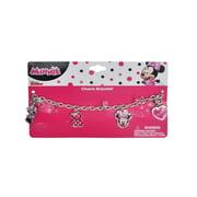 Disney Minnie Mouse Girls Charm Bracelet
