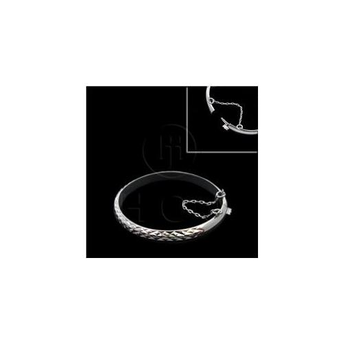 Doma Jewellery MAS07232 Sterling Silver - Bangle Baby 50mm PB002