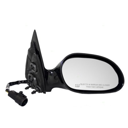 - Passengers Power Side View Mirror Heated Smooth Replacement for Ford Taurus Mercury Sable XF1Z 17682G AW