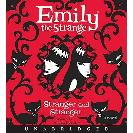 Emily the Strange: Stranger and Stranger - Audiobook (Emily Strange Halloween)