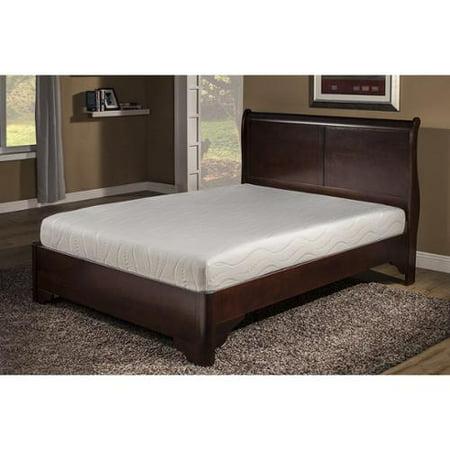 US Sleep Products Luxury 8-inch Twin-size Gel Memory Foam Mattress