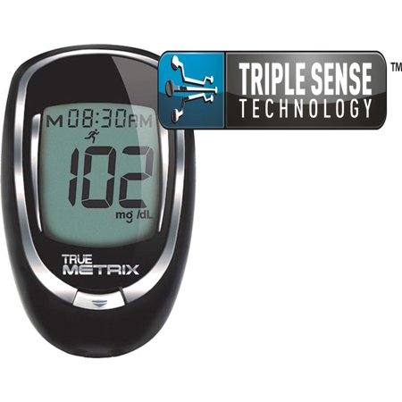 True Metrix Blood Glucose Meter Only