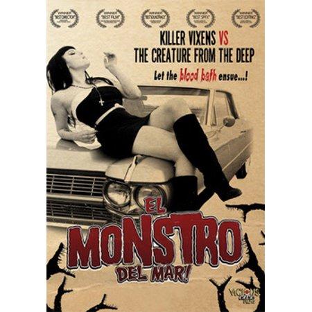 El Monstro del Mar! (DVD)](Del Mar Halloween Fair)