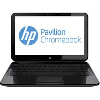"HP Pavilion Chromebook 14"" Touchscreen, Intel Celeron 847, 4GB RAM, 16GB SSD, Chrome OS, 14-c015dx"