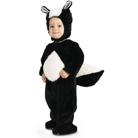 Lil' Skunk Infant Halloween Costume