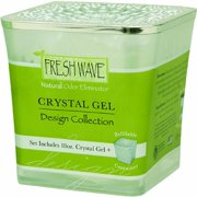 Fresh Wave Crystal Gel Air Freshener Set
