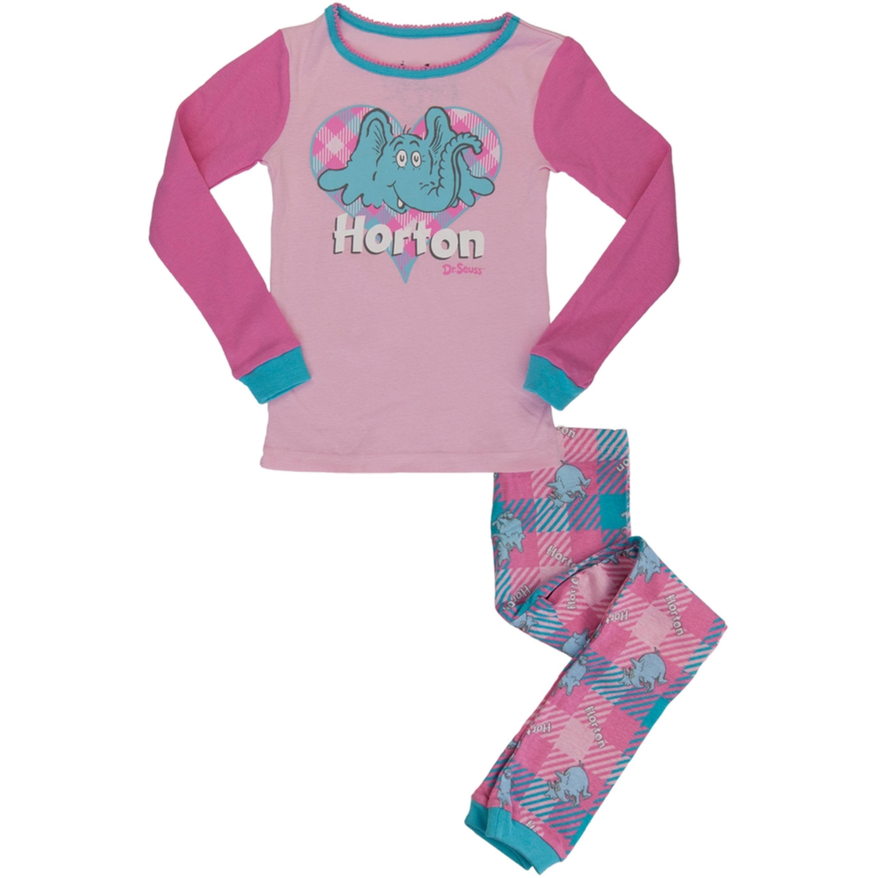 Dr. Seuss - Horton Heart Infant Pajama Set