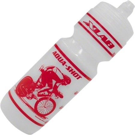 XLAB Aqua Shot Race Water Bottle: - Shot Bottles