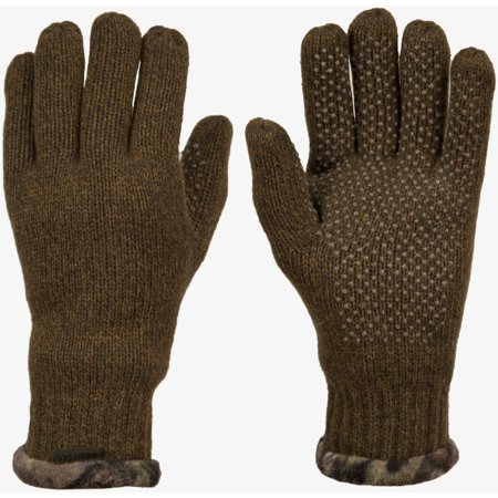 Mossy Oak Breakup Country Men's Ragg Wool Gloves