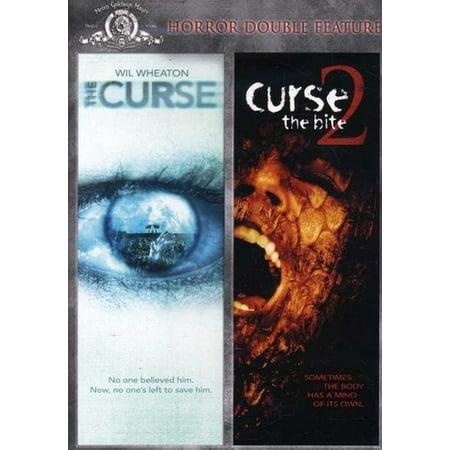 Curse 1 / Curse 2 (DVD) - Halloween 2 Pirate's Curse