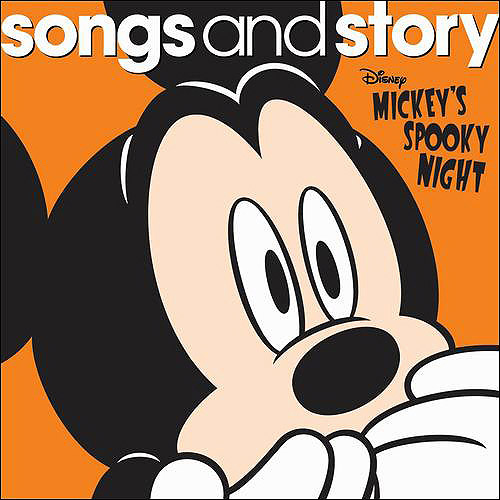 Disney Songs And Story: Mickey's Spooky Night