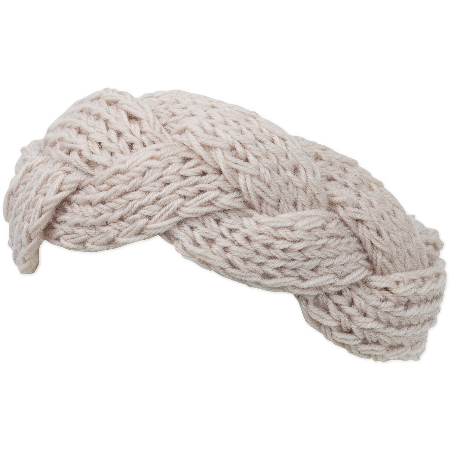 Magid Knit Chunky Braided Headwrap