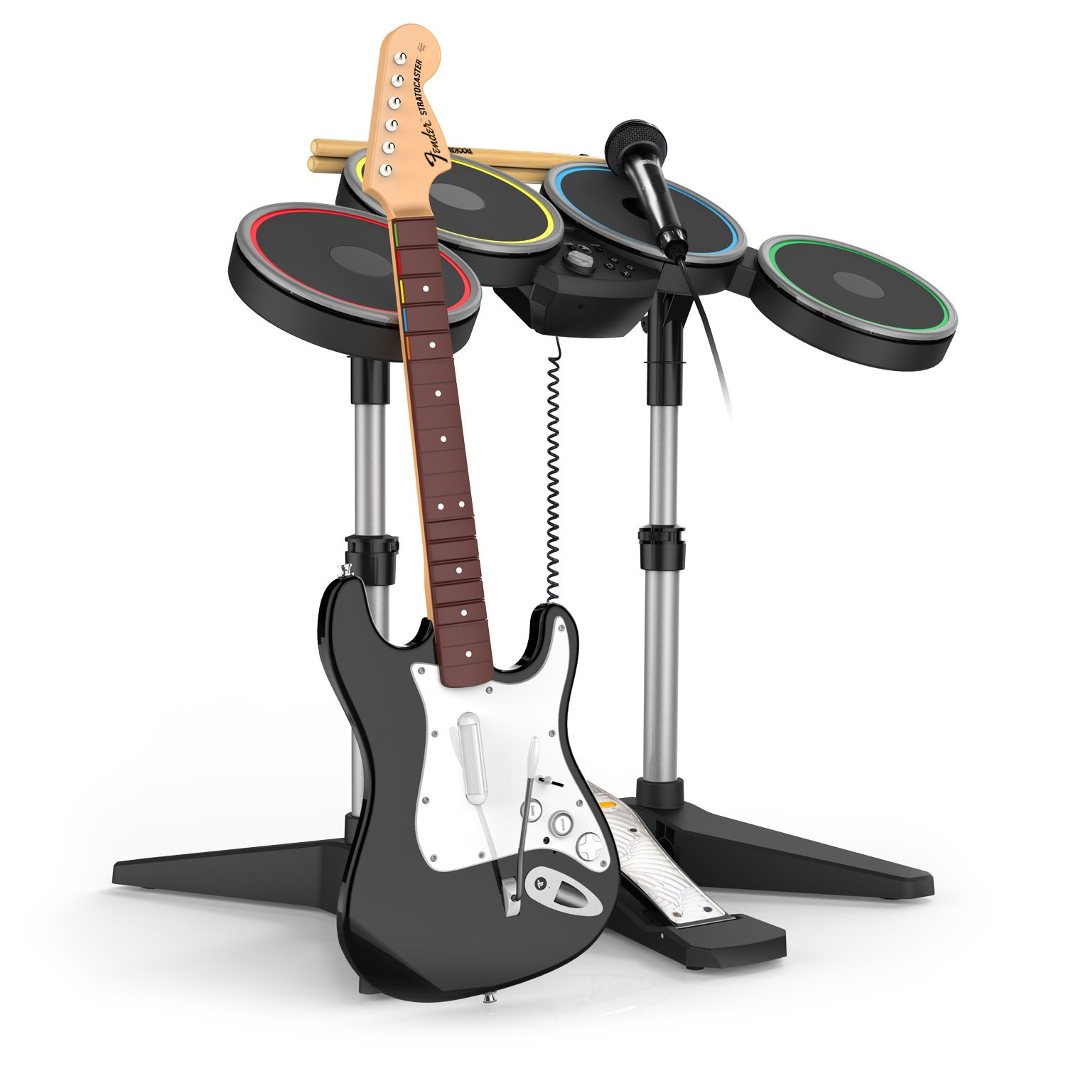 Rock Band 4: Band-In-A-Box Bundle