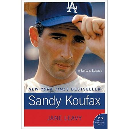 Sandy Koufax : A Lefty