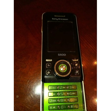 Sony Ericsson S500i cell phone All Sony Ericsson Cell Phone