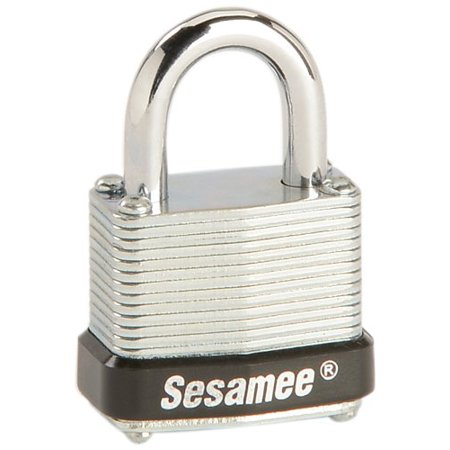 43000 Laminated Padlock  1 Pack  43000 43220 43110 43221 43321 Protection Drilling Padlock Commercial Features Padlock 1Pack Superior And Prying Grade From Laminated    By Sesamee