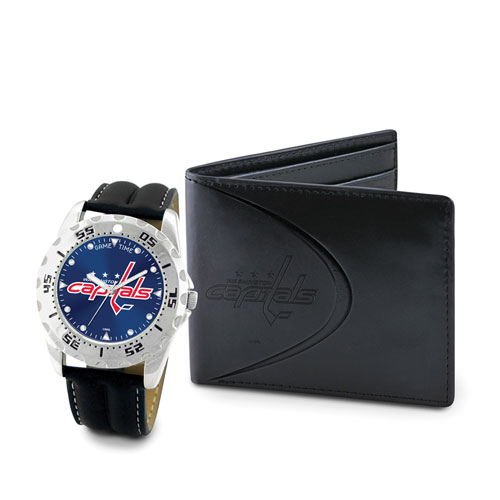 Game Time Watch & Wallet - NHL