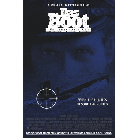 Das Boot (1997) 11x17 Movie Poster