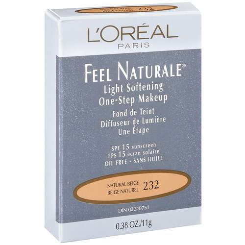 Lp Generic Loreal F Natural Compact Foundation - Walmart.com