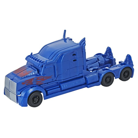 Transformers: Bumblebee -- Titan Changers Optimus Prime