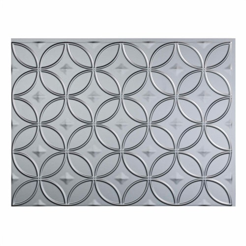 "ACP B61 Fasade - 24-1/4"" x 18-1/4"" Rings Wall Tile - Polished Tile Visual - Sold"