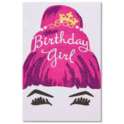 Greeting cards american greetings birthday girl birthday card for her with glitter m4hsunfo