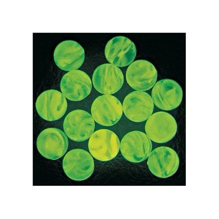 24 Glow In The Dark Bouncing Balls (7/8