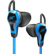 SMS Audio BioSport In-Ear Wired Ear Buds with Heart Monitor (Gray)