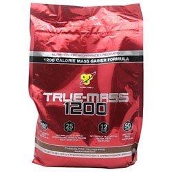 BSN True Mass 1200 Chocolat 10lb (Weightgainer)