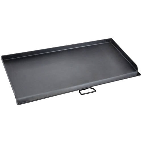 Click here to buy Camp Chef Heavy Duty Steel Deluxe Griddle, For 3 Burners by Camp Chef.