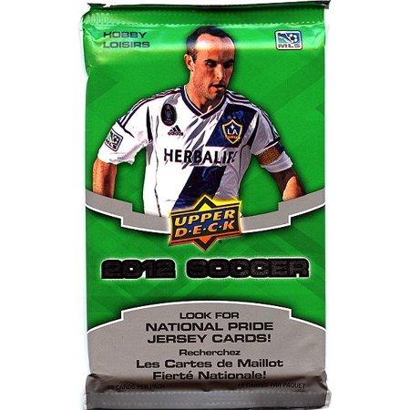 Mls Soccer Trading Cards - MLS Soccer 2011 Upper Deck MLS Trading Card Pack