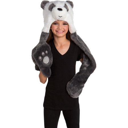 We Bare Bears Panda Hood Costume Accessory