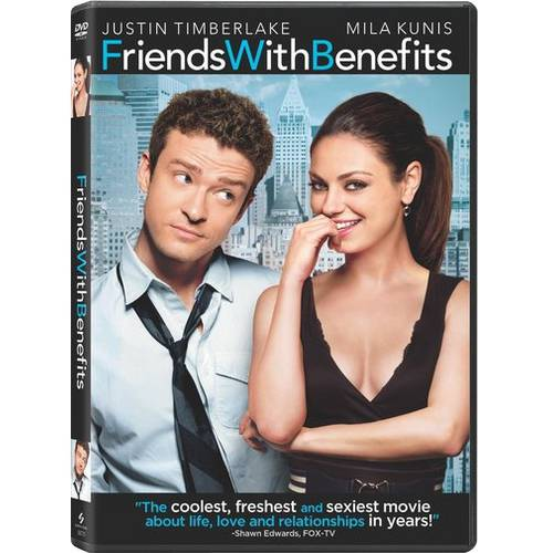 Friends With Benefits (With INSTAWATCH) (Anamorphic Widescreen)