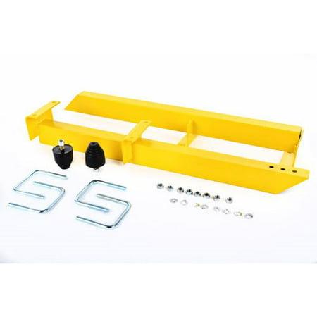 Leaf Spring Traction Bars - JEGS 64405 Universal Leaf Spring Traction Bars